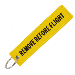 "Klíčenka  ""Remove Before..."